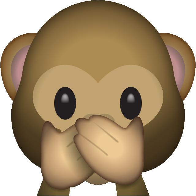 Speak_No_Evil_Monkey_Emoji